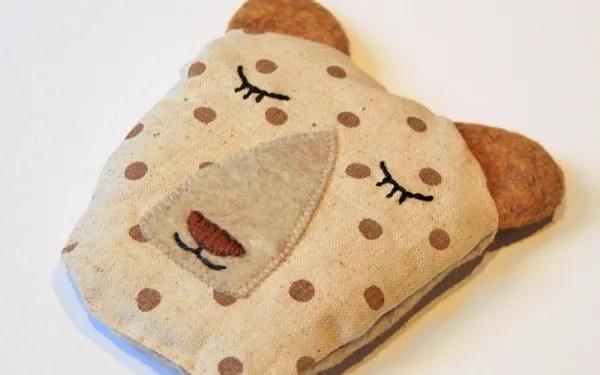 Tutorial: Bear hand warmer