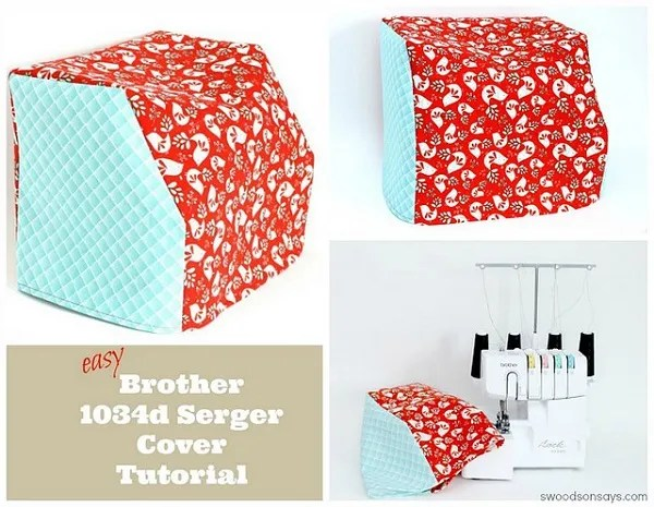 Tutorial: Serger cover