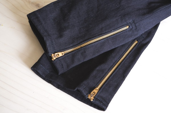 Tutorial: Add ankle zips to a jeans or pants pattern
