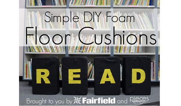 Tutorial: Simple floor cushion