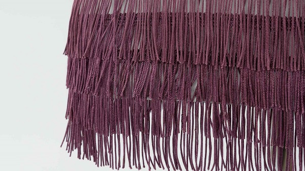 Tutorial: Sew fringe to a garment