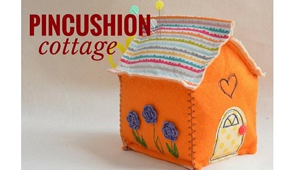 Video tutorial: Pincushion cottage