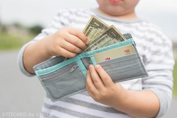 Tutorial: Make a bi-fold wallet
