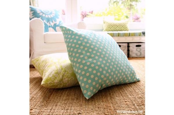 Tutorial: Giant floor pillows