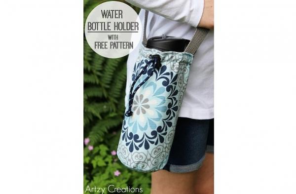 Tutorial: Water bottle carrier