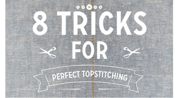 8 things you can do to improve your topstitching