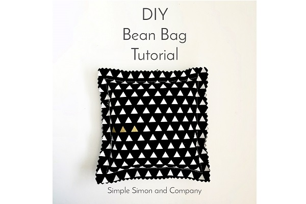 Tutorial: DIY bean bags