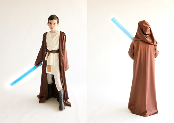 Tutorial: Star Wars Obi-Wan costume