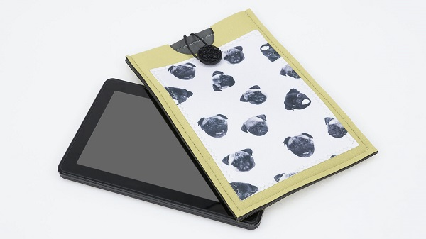 Video tutorial: Neoprene tablet sleeve