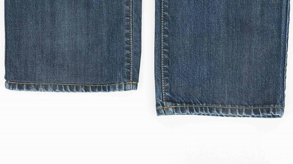how to hem your jeans and keep the original hem