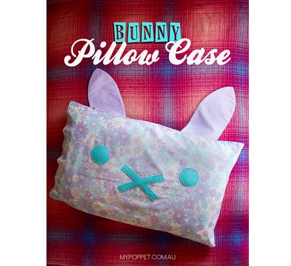 Tutorial: Bunny pillowcase