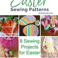 8 Sewing Projects for Easter