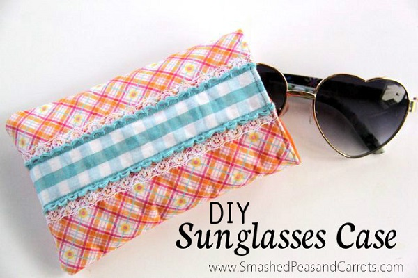 Tutorial: Pretty sunglasses you can make