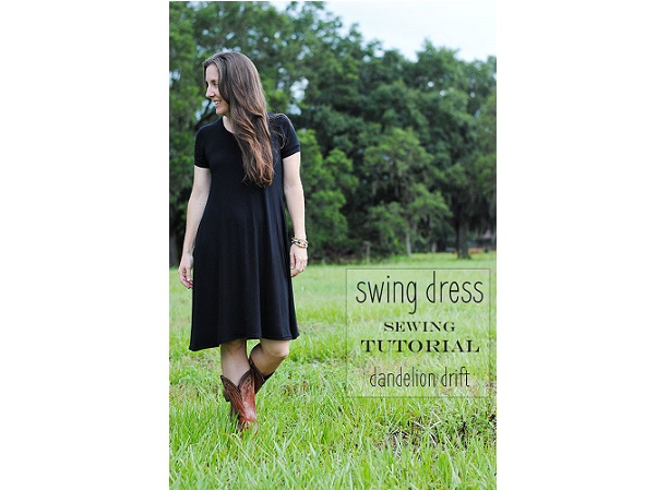 Tutorial: Summer swing dress