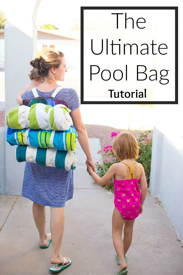 Tutorial: Ultimate Pool Bag