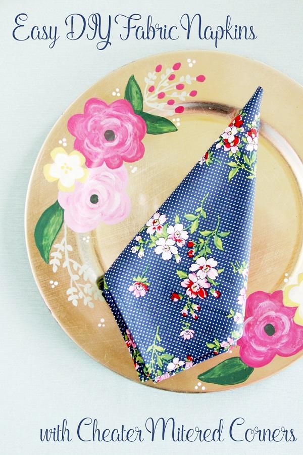 Easy-DIY-Fabric-Napkins