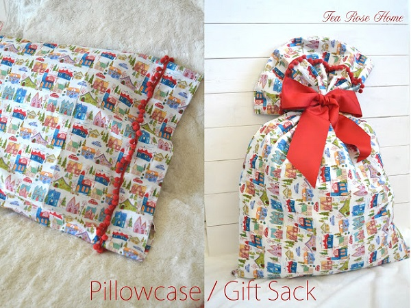 Tutorial: Easy pillowcase tutorial