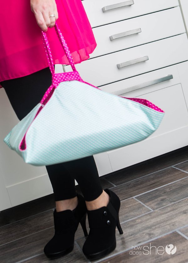 Tutorial: Easy DIY casserole carrier
