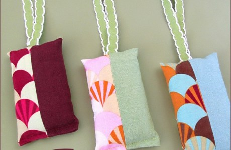 Tutorial: Hanging sachets