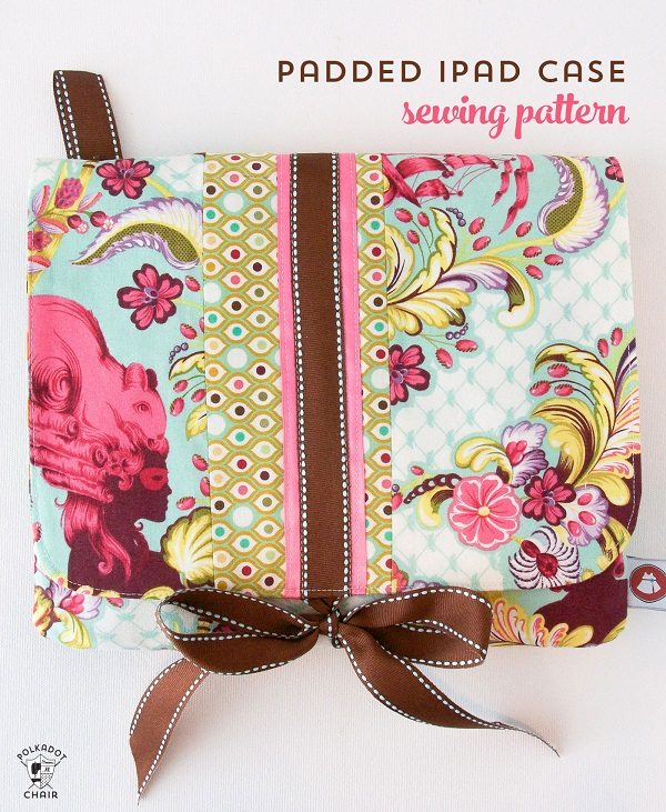 Tutorial: Padded iPad case