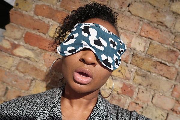 Tutorial: Sew a travel eye mask