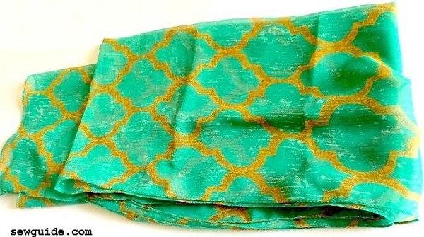 Tutorial: 5 ways to sew hijab