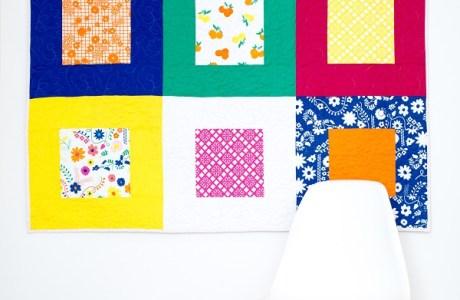 Tutorial: Picnic Quilt