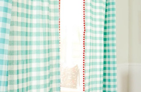 Tutorial: Easy drapes from tablecloths