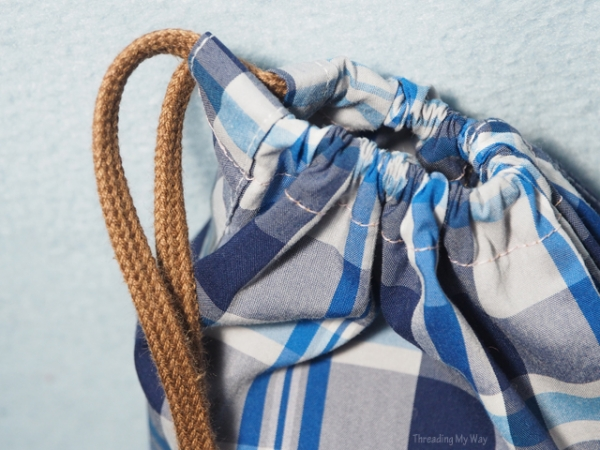 Inexpensive ideas for making drawstring cords
