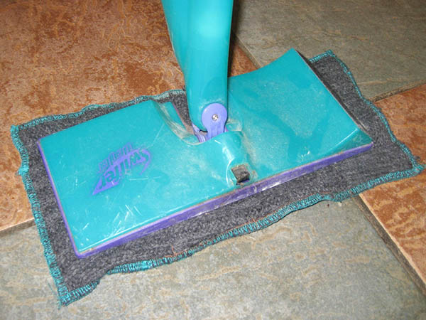 Tutorial Reusable Swiffer pads