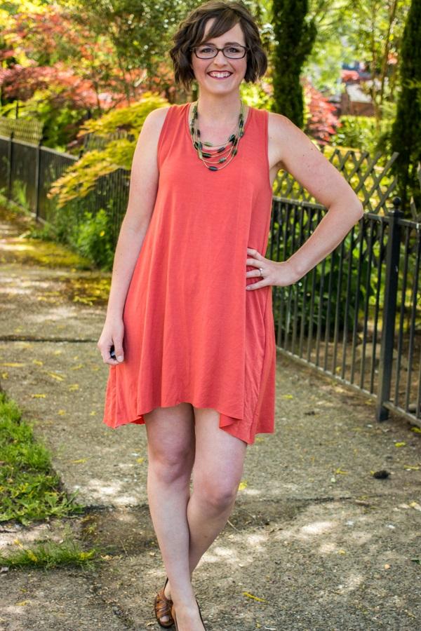 Tutorial And Pattern Magnolia Summer Swing Dress Sewing Beauteous Swing Dress Pattern