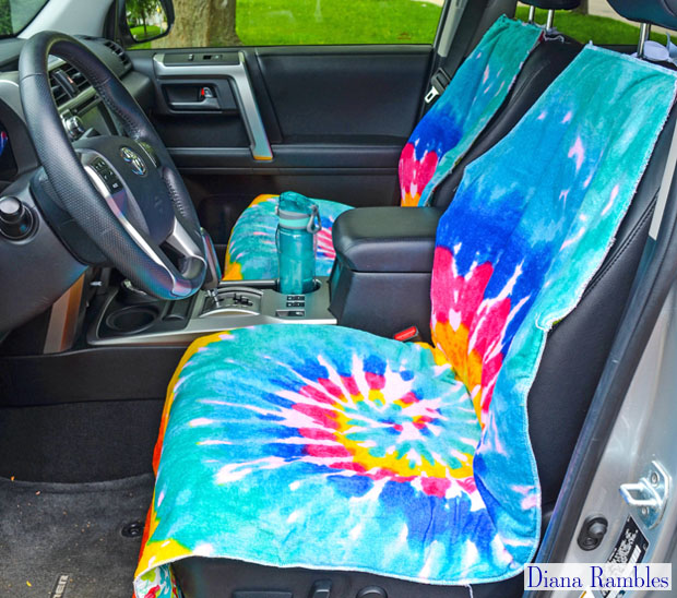 Tutorial: Waterproof Seat Covers For Your Car
