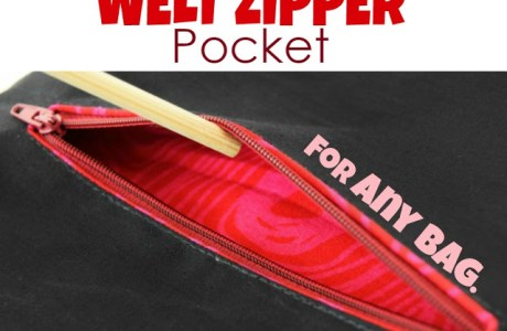 Tutorial no sew t shirt to racerback tank diy sewing for Travel shirts with zipper pockets