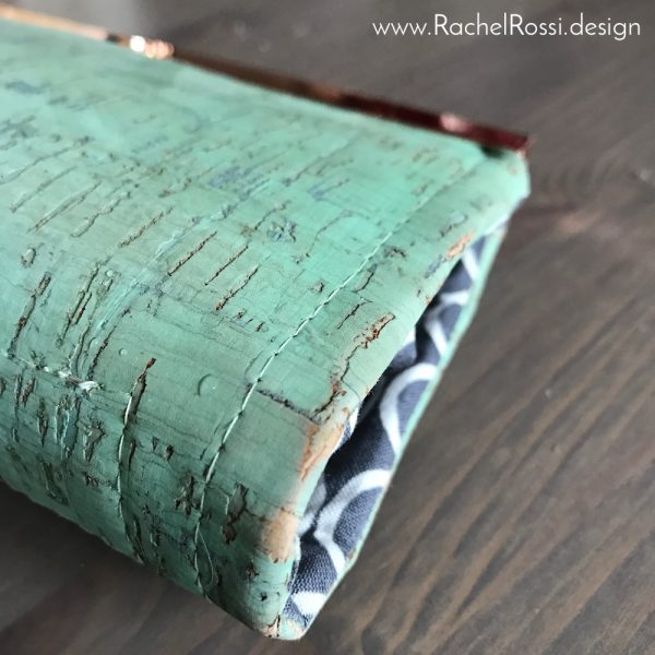 Tips for sewing cork fabric