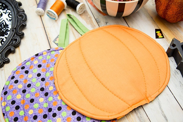 Tutorial: Pumpkin pot holder