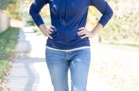 Tutorial and pattern: Women's hoodie