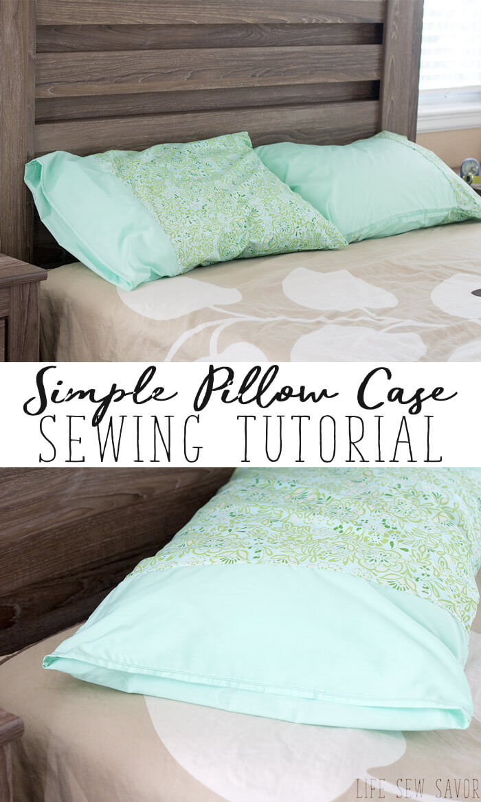 Tutorial: Sew a pillowcase for Ronald McDonald House