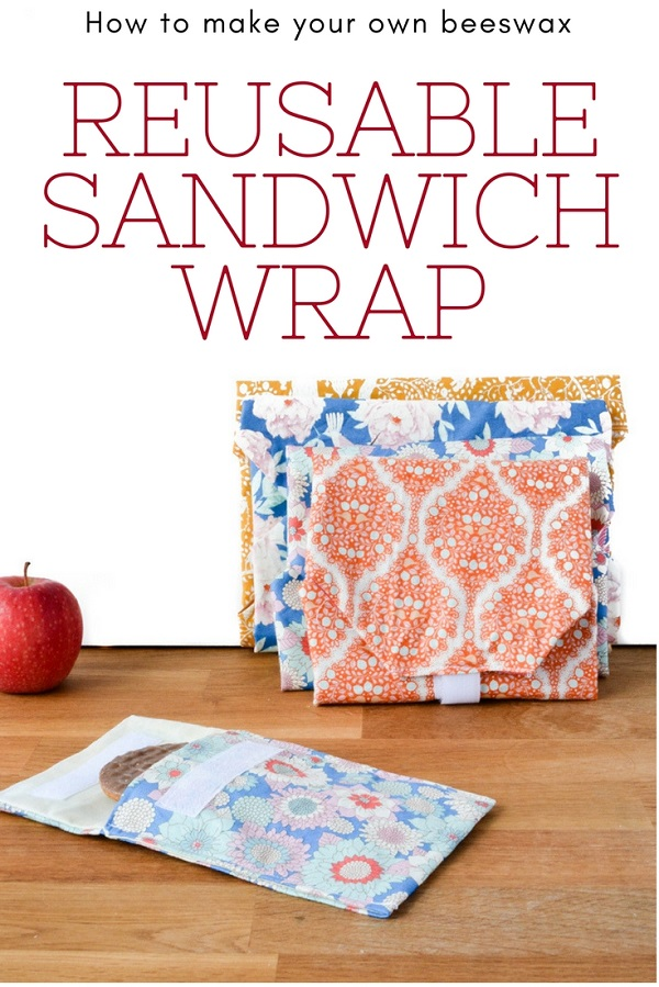 Tutorial: Reusable sandwich wrap or snack bag