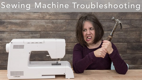 Video tutorial: Troubleshooting your sewing machine