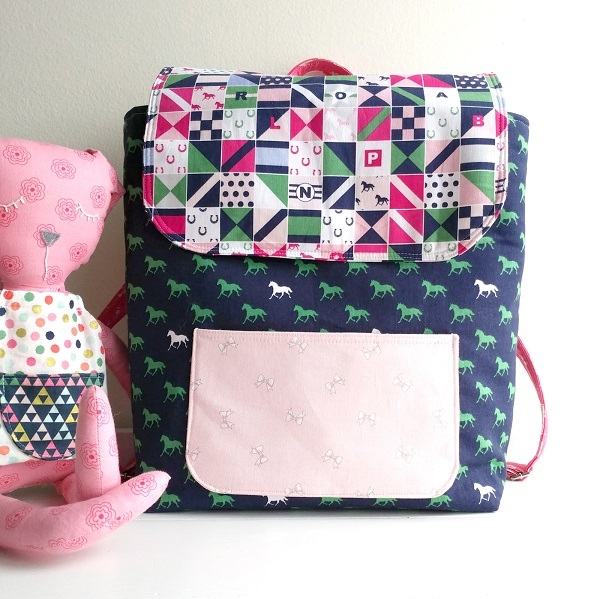 Tutorial: Backpack for a toddler