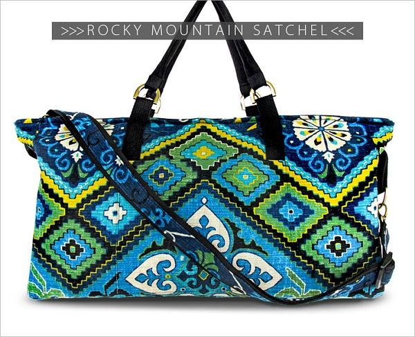 Sewing tutorial: Classic satchel bag