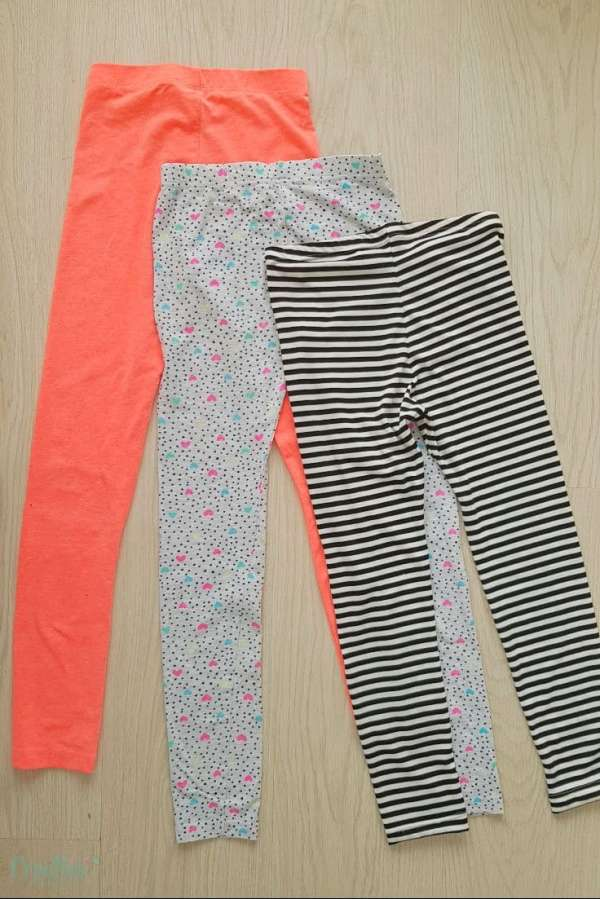 Girls Leggings Free Sewing Pattern