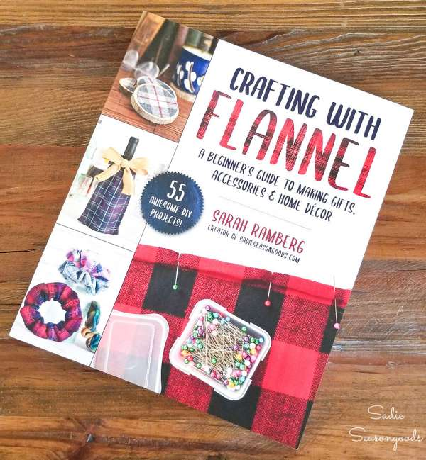 Book Review - Crafting With Flannel