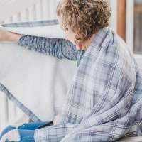 Flannel and Fleece Blanket Sewing Tutorial