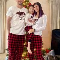 Family Christmas Pajamas Pants PDF Sewing Pattern
