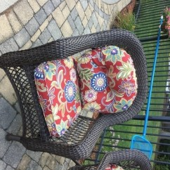 Sewing Patterns For Chair Cushions Best Chairs Glider No Pattern Used Wicker And Loveseat Cushion Outdoor Review By Tglacy