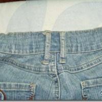 Fix Gaping Pants at the back