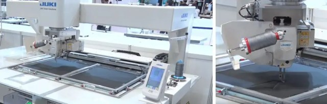 CNC Embroidery Machine