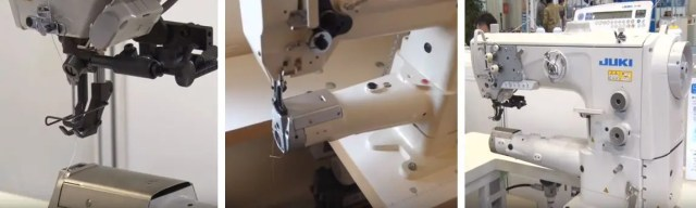 Cylinder Bed Industrial Sewing Machine