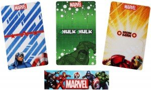 Brother Embroidery Marvel Face Panels